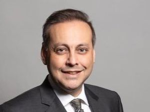 Ahmad Khan is the Conservative MP for Wakefield