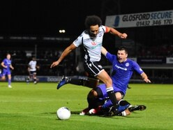 Hereford 1 Telford 0 - Report and pictures