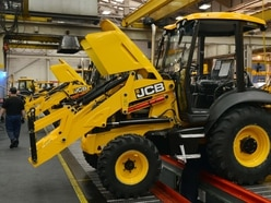 JCB stopping production as global demand for machines reduces