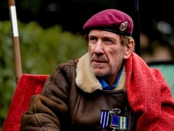 Veteran on hunger strike in Shropshire street is issued 'unreserved apology'