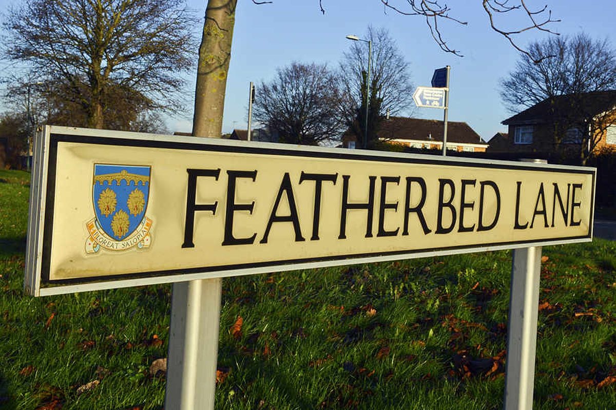 Featherbed Lane, Shrewsbury
