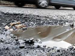People in Telford asked to report potholes