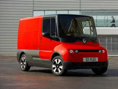Renault to clean up city centres with new last-mile electric delivery van