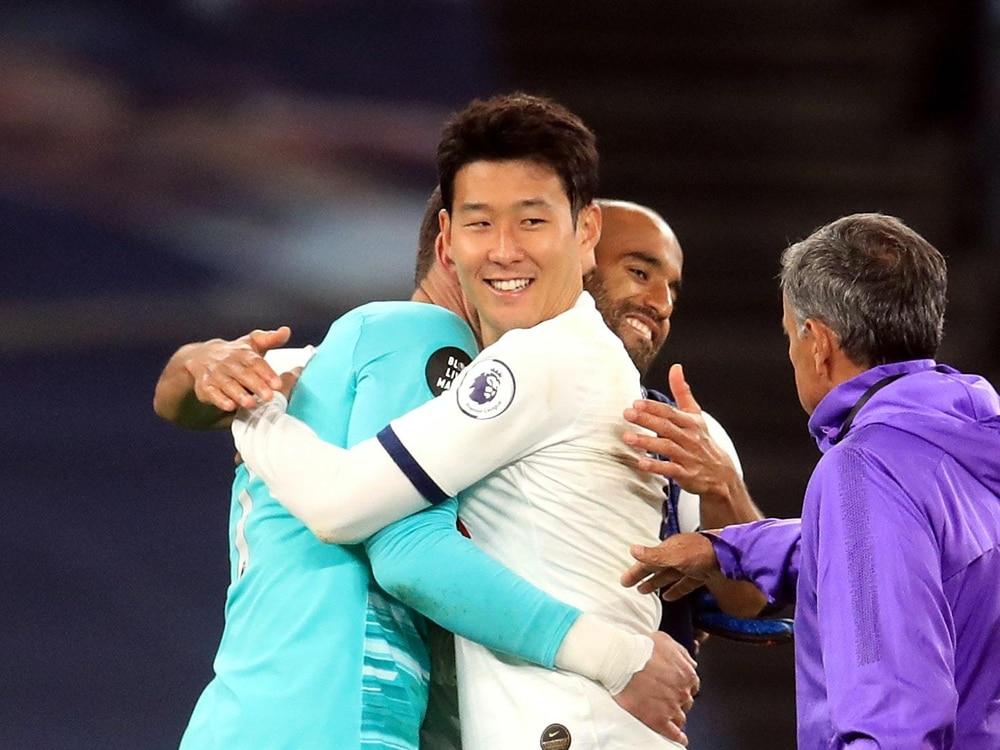 Hugo Lloris plays down clash with Son Heung-min | Shropshire Star