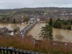 Residents and businesses warned as flooding expected in Bridgnorth