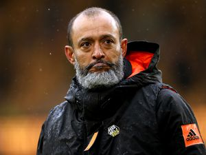 Wolverhampton Wanderers manager Nuno Espirito Santo after his final game in charge