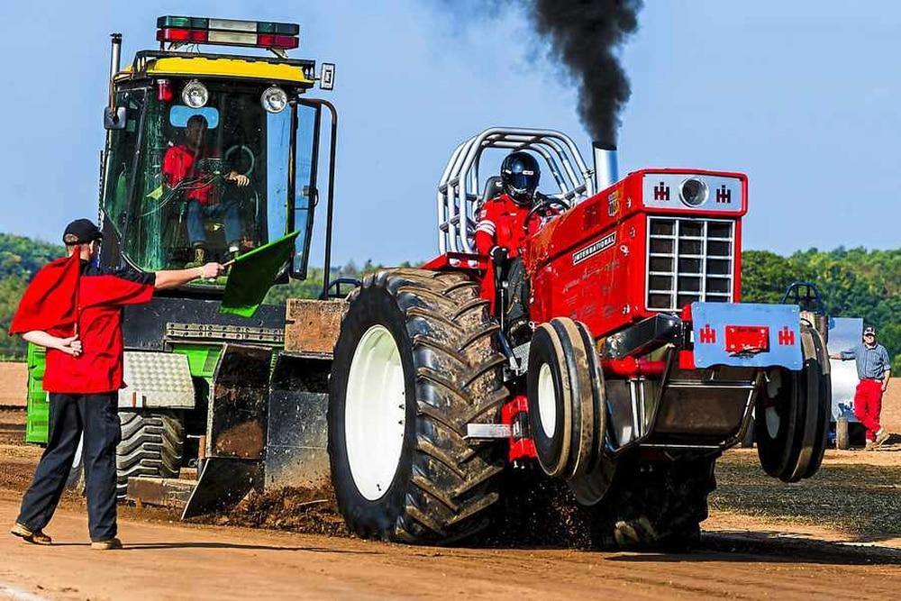 Ruyton-XI-Town Tractor Pull | Shropshire Star