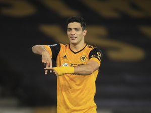 Raul Jimenez has scored four of Wolves' six goals so far this season (AMA)