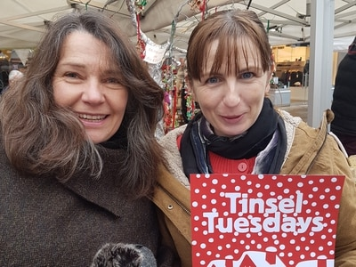 Free parking for shoppers on 'Tinsel Tuesdays' in Ludlow