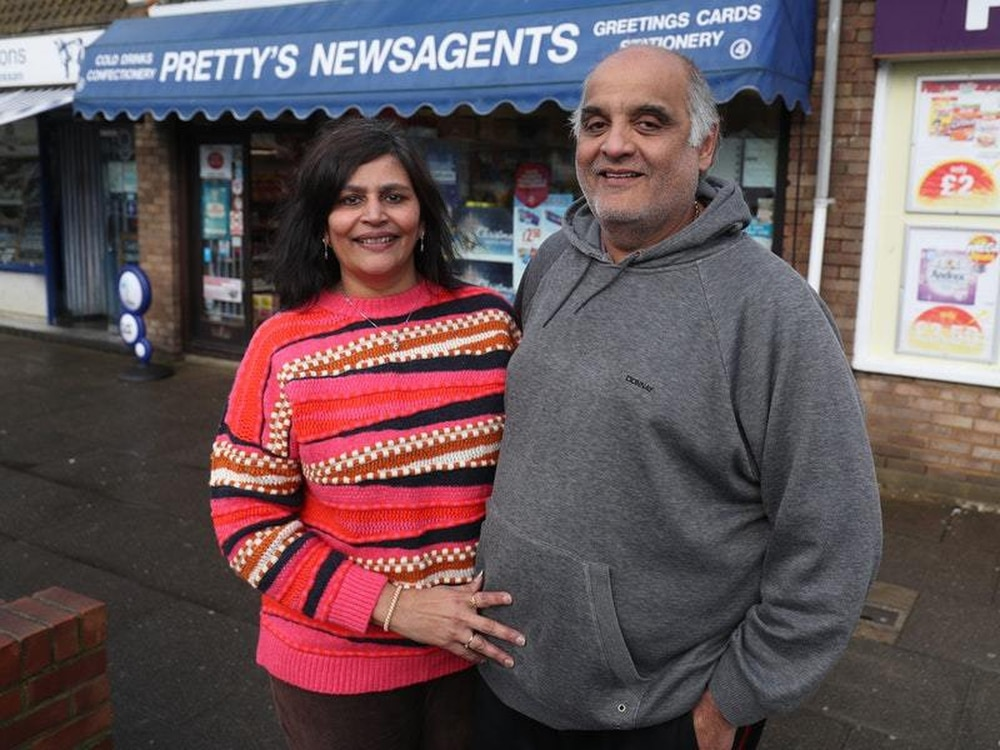 Selsey shop owners sold Euromillions ticket that won £105m ...