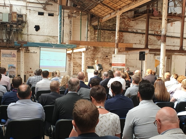 Construction businesses urged to become community champions