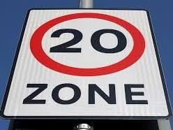 Support for more 20mph zones across Shropshire