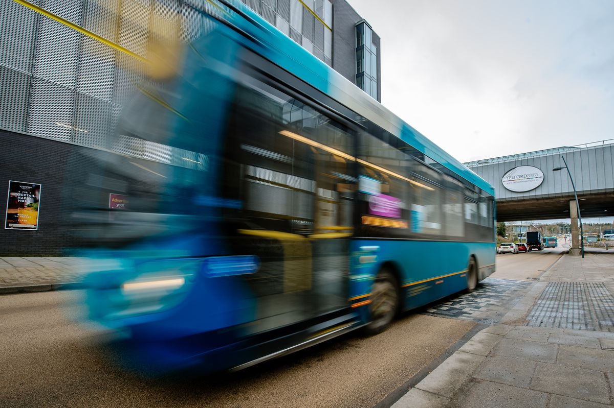 Shropshire Council has been asked to look at a free bus services