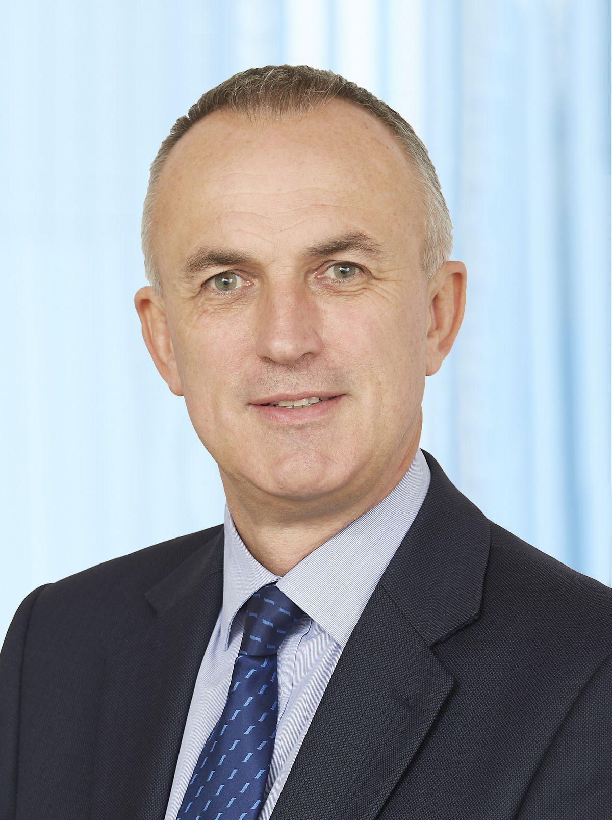 Wynnstay CEO Gareth Davies