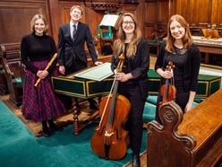 Tickets available for new year concert