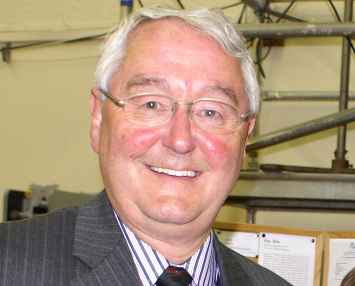 Roger Evans leads the Liberal Democrats on Shropshire Council