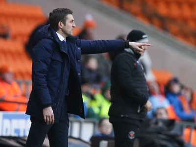 Sam Ricketts wants Shrewsbury Town to have a 'glass half full' mentality after goalless draw with Blackpool