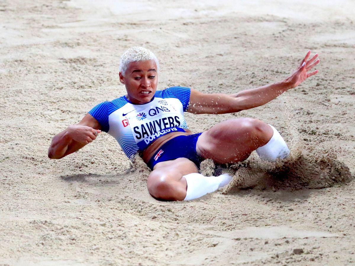Jazmin Sawyers