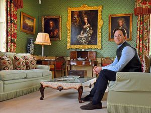 Viscount Alexander Newport