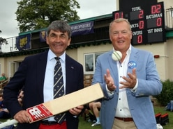 Businesses pad up for cricket fundraiser