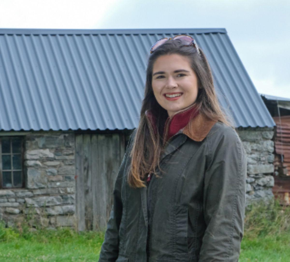 Nia Borsey, graduate planner, Fisher German