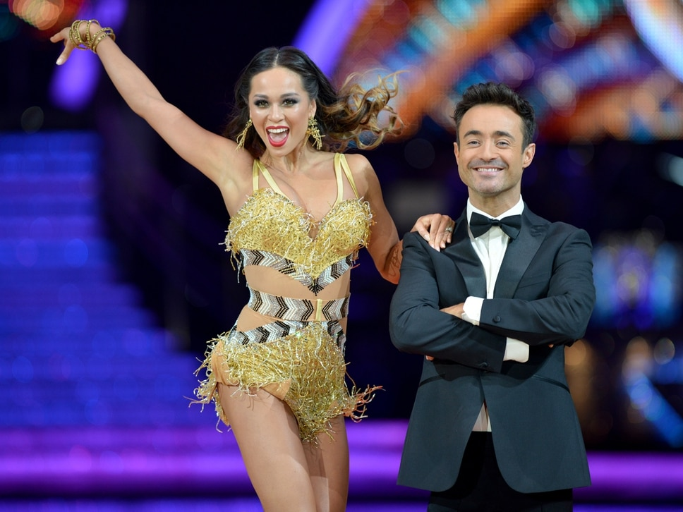 Birmingham dance-off for Strictly professionals