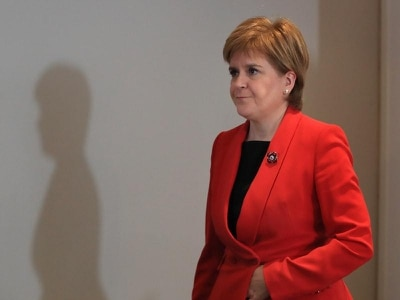 Nicola Sturgeon condemns PM after Scotland 'sidelined' in Brexit deal