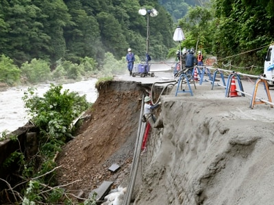 More floods expected in Japan as death toll rises