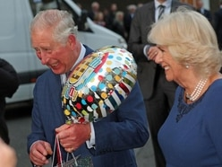 Prince Charles celebrates 70th birthday with 70 septuagenarians