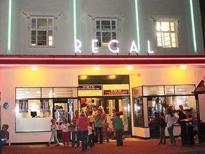 The Regal in Tenbury Wells