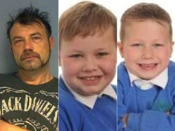 Manhunt for a father with links to Shropshire who has disappeared with his two sons