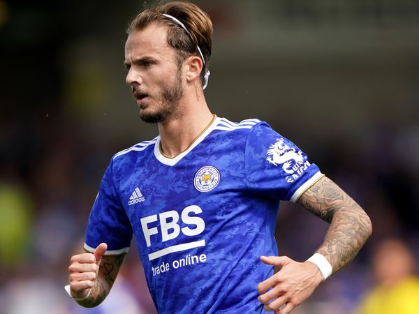 Brendan Rodgers is prepared to be patient with James Maddison