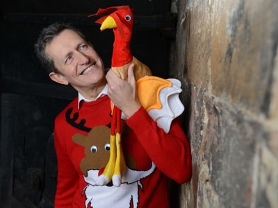 Watch: Eric the Turkey returns with new Christmas nativity video