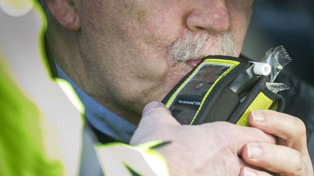 Legal Drink Drive Limit England