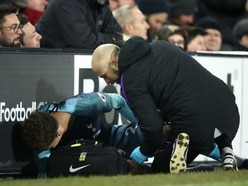 Spurs wait to hear on extent of Alli's hamstring injury