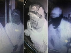 Caught on CCTV: Burglars steal safe from Ironbridge restaurant