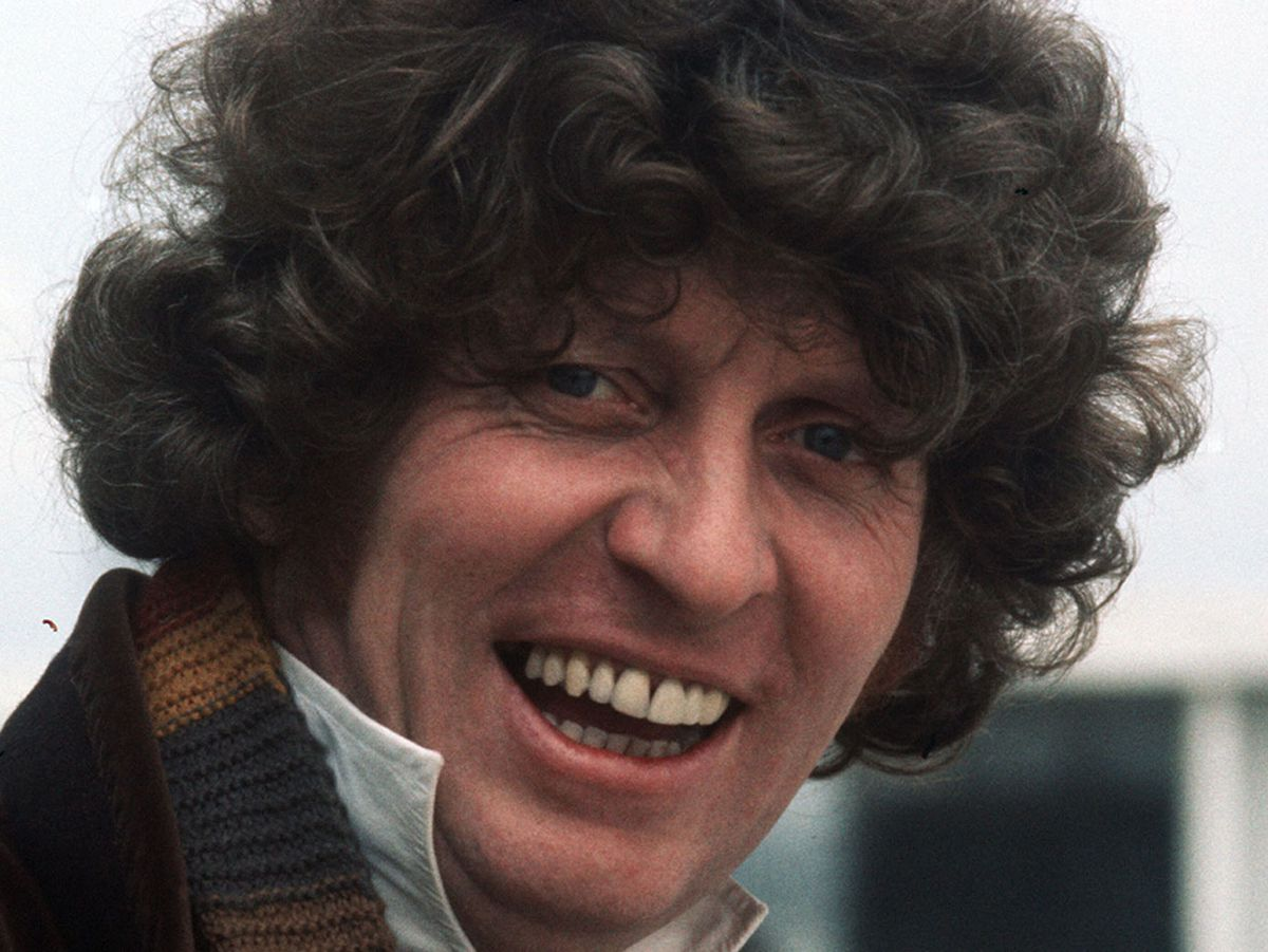 Tom Baker played Doctor Who for longer than any other actor