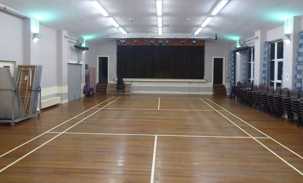 Guilsfield Community Centre Inside