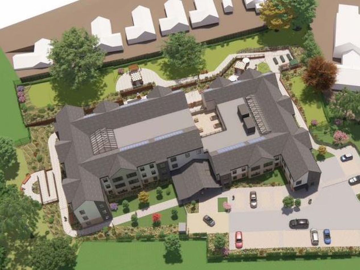 How the dementia centre could look