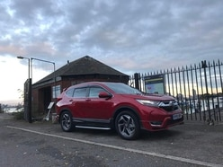 Long-term report: Settling in to the January resolutions with the Honda CR-V