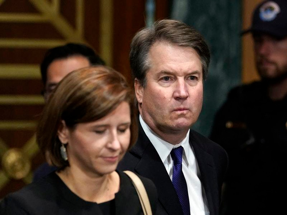 Brett Kavanaugh: Senate Judiciary Committee Vote on Supreme Court Nomination