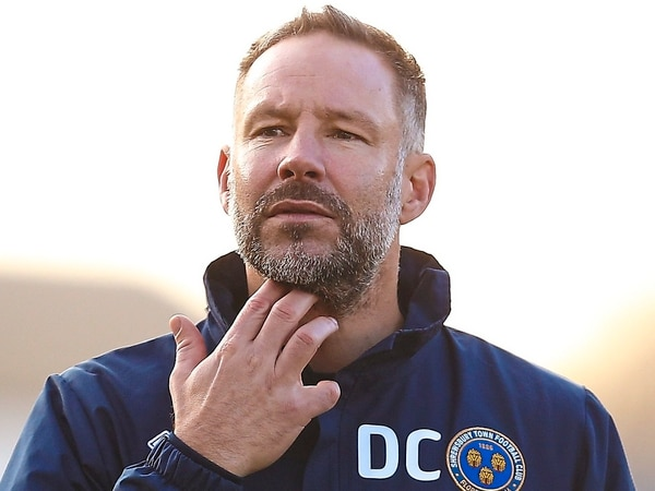 Danny Coyne focusing on the positives as he urges Shrewsbury players to keep proving themselves