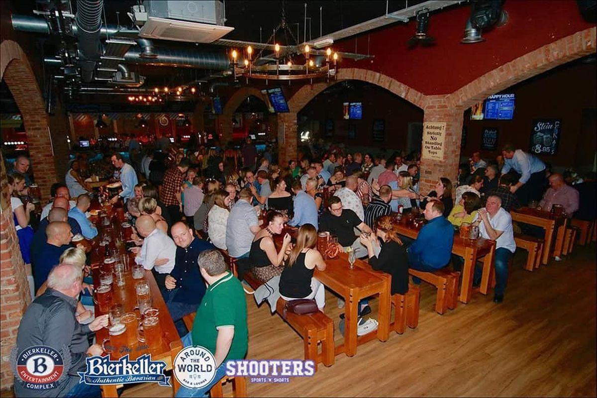 Birmingham Bierkeller