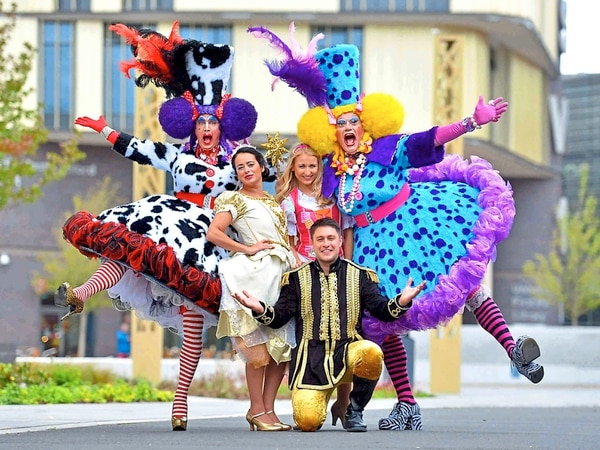 Panto season begins in Telford tonight