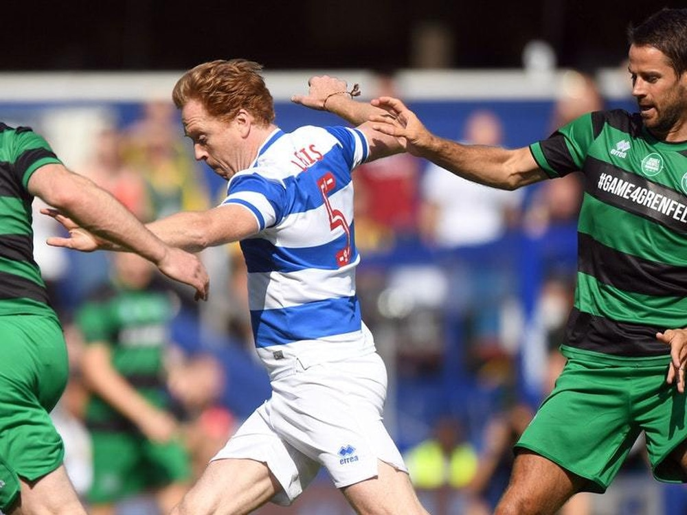 Qpr S Game4grenfell Honoured At London Football Awards