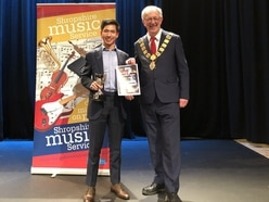Shropshire student wins Young Musician of the Year award