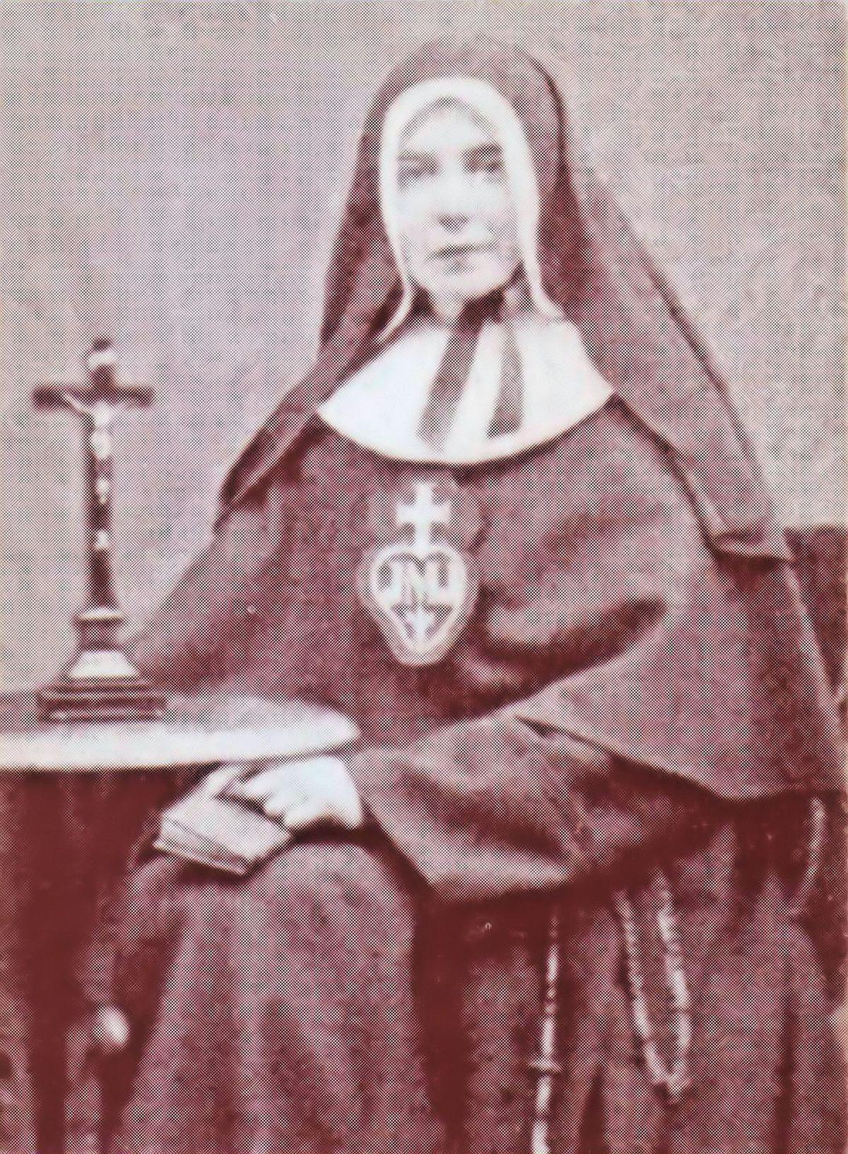 Mother Elizabeth Prout