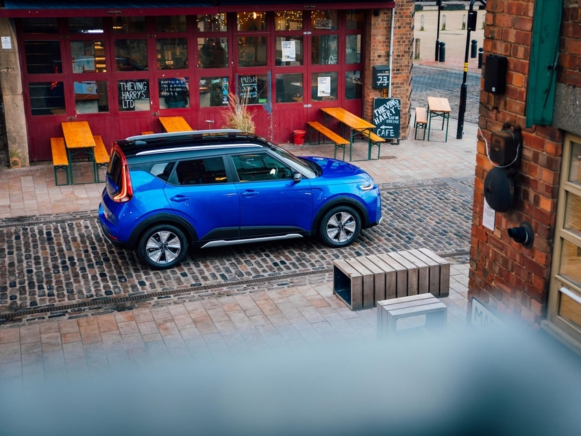 First Drive: The Kia Soul EV is a characterful and practical electric SUV