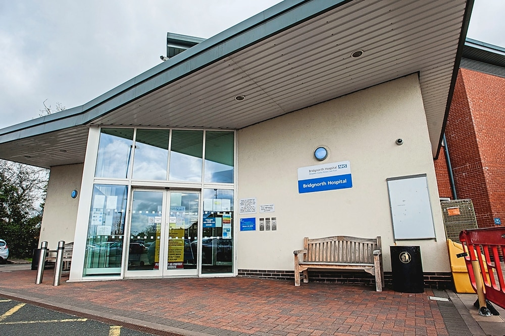 New Car Parking System Goes Live At Bridgnorth Hospital