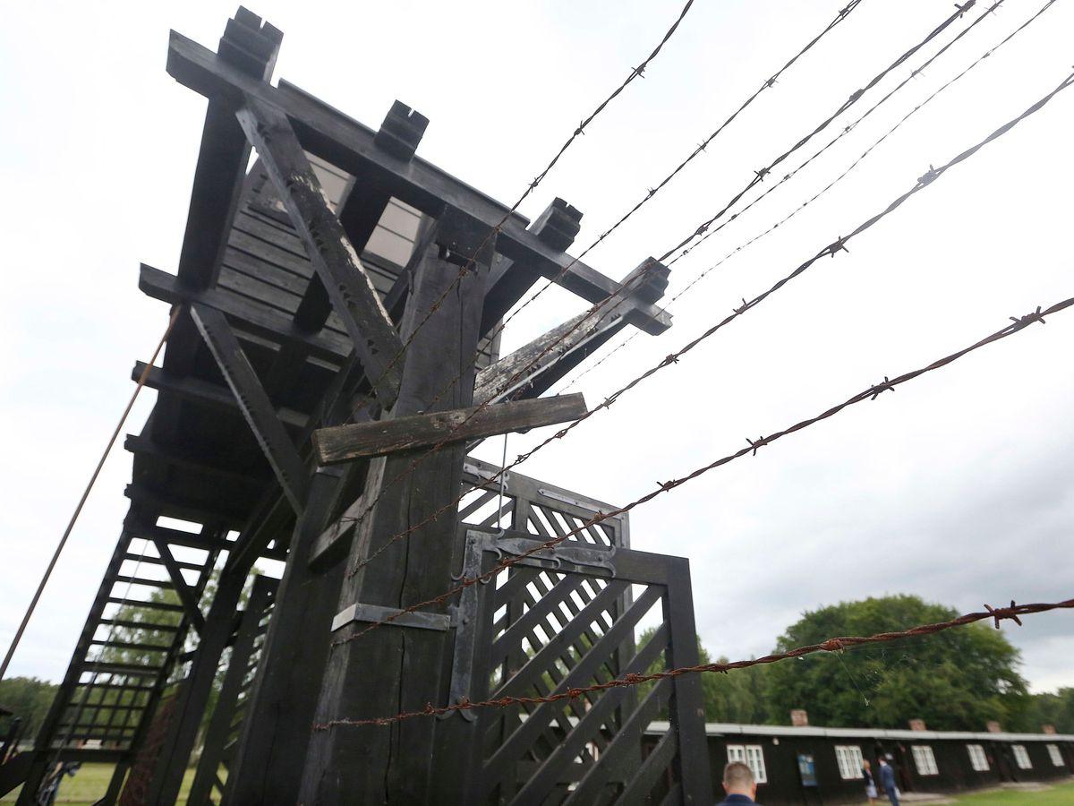 Stutthof concentration camp